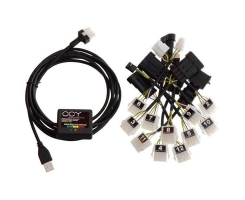 CCY Interfacekabel LPG USB FTDI mit 12-Adapter